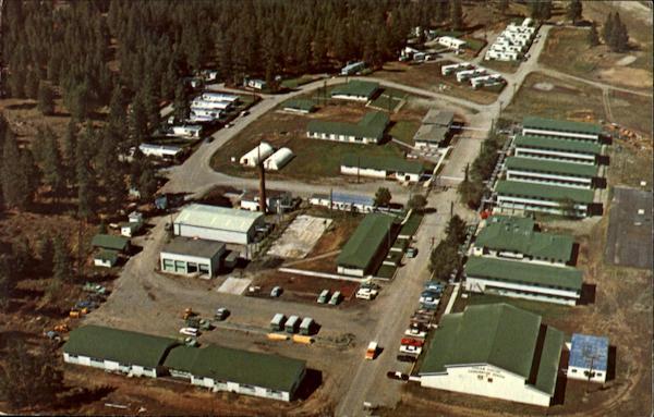 Curlew Job Corps Center Washington