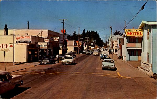 Ilwaco Washington