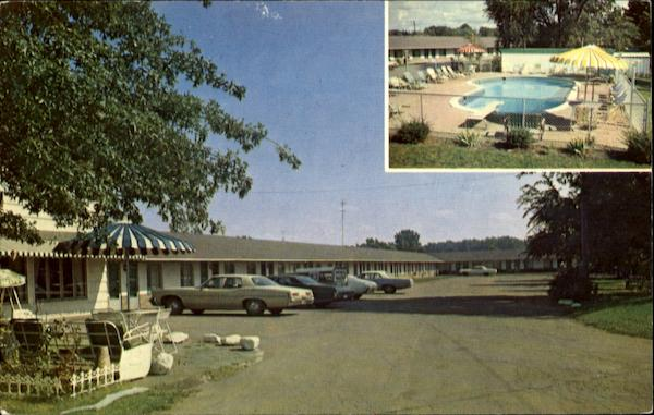 Flamingo Motel, 3005 W. 12th St Erie Pennsylvania