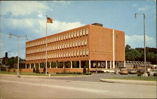 Agriculture Office Building & Laboratories, 2301 N. cameron St Harrisburg Pennsylvania