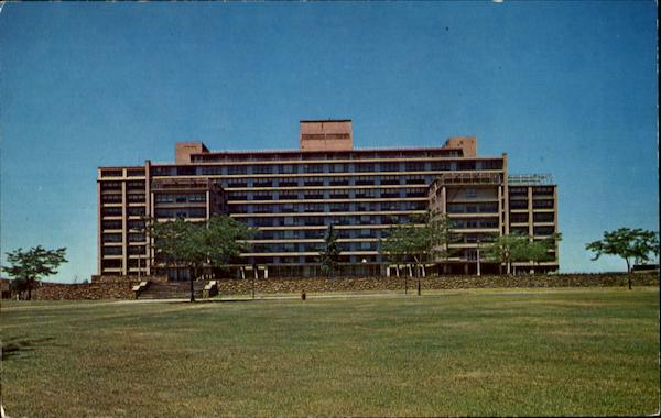 Veterans Administration Hospital Wilkes-Barre Pennsylvania