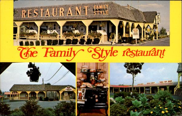 The Family Style Restaurant Lancaster Pa