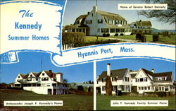 The Kennedy Summer Homes
