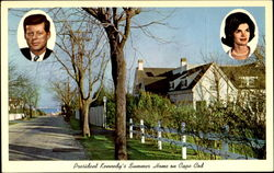 President Kennedy's Summer Home On Cape Cod, Irving Ave