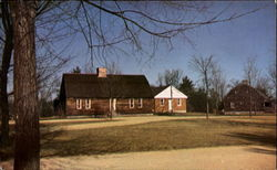 Stephen Fitch House At Old Sturbridge Village