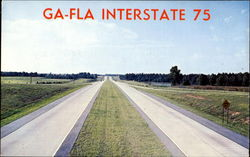 Ga-Fla Interstate 75