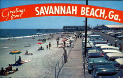 Greetings From Savannah Beach
