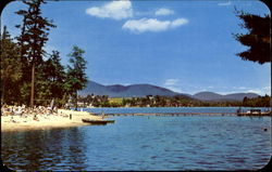 Municipal Bathing Beach