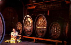 Century Old Wine Casks