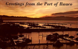 Greetings From The Port Of Ilwaco
