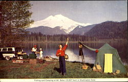 Fishing And Camping