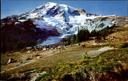 Glacier Vista, Mount Rainier National Park