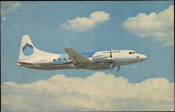 Aspen Airways Convair Cv-580