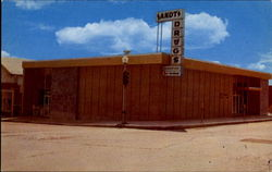 Sandt's Pharmacy Postcard