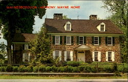 Waynesborough Anthony Wayne Home