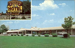 Pennsylvania Dutch Motel, Route 222