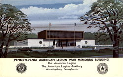 Pennsylvania American Legion War Memorial Building