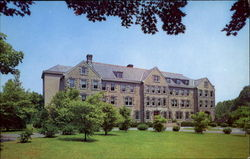 The Graduate Center, Bryn Mawr College Postcard