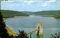 East Branch Clarion Dam