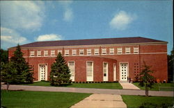 Science Building And Faylor Lecture Hall, Susquehanna University