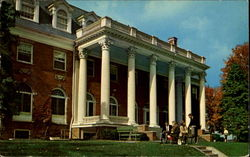 Seibert Hall, Susquehanna University Postcard