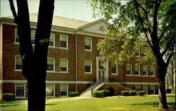 Bogar Hall, Susquehanna University Postcard