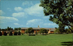 Heilman Hall, Susquehanna University Postcard