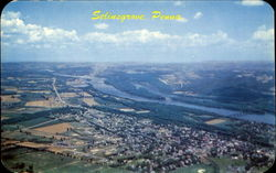 Aerial View Of Selinsgrove