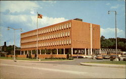 Agriculture Office Building & Laboratories, 2301 N. cameron St