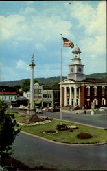 Mifflin County Court House And Monument Square