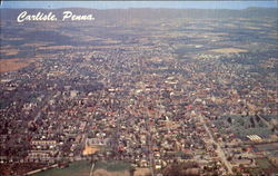 Aerial View Of Carlisle