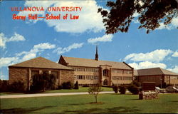Garey Hall School Of Law, Villanova University