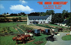 The Amish Homestead, U. S. Route 30 East