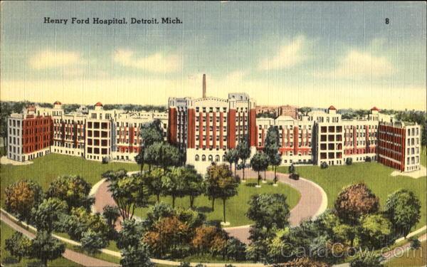 Phone number henry ford hospital detroit michigan for Ford motor company detroit michigan phone number