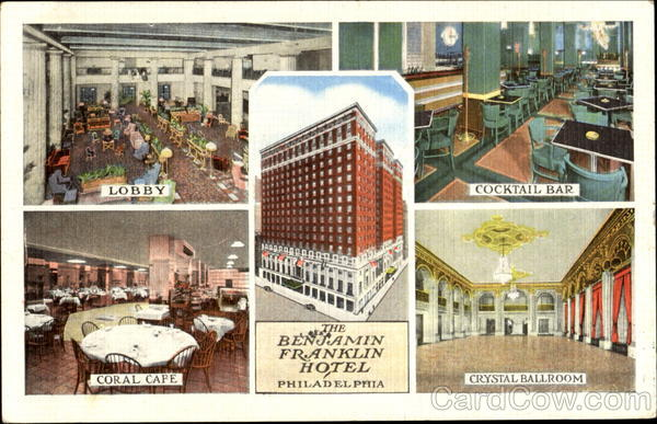 The Benjamin Franklin Hotel Philadelphia Pennsylvania