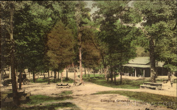 Camping Grounds New Market Virginia