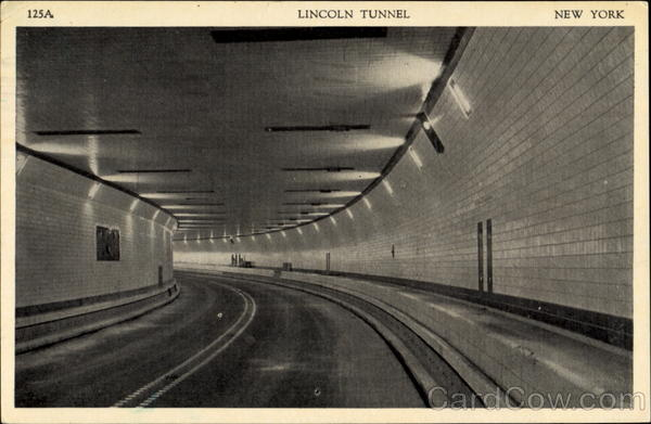 Lincoln Tunnel New York City