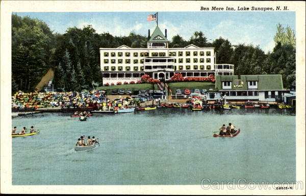 Ben Mere Inn Lake Sunapee New Hampshire