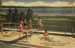 Ramona's Swimming Pool