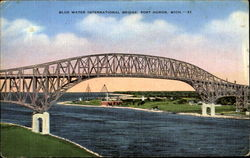 Blue Water International Bridge