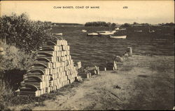 Clam Baskets