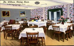 The Willows Dining Room, U. S. 30