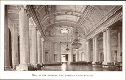 Hall Of The Americas