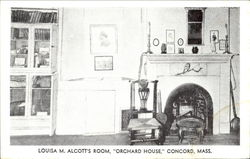Louisa M. Alcott's Room