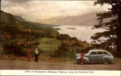 State Of Washington's Evergreen Highway
