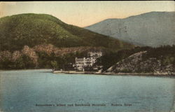 Bannerman's Island And Breakneck Mountain