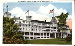 Stevens House, Lake Placid