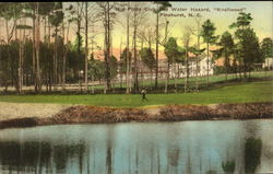 Mid-Pines Club And Water Hazard