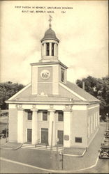 First Parish In Beverly Unitarian Church