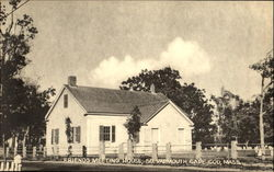 Friends Meeting House, South Yarmouth